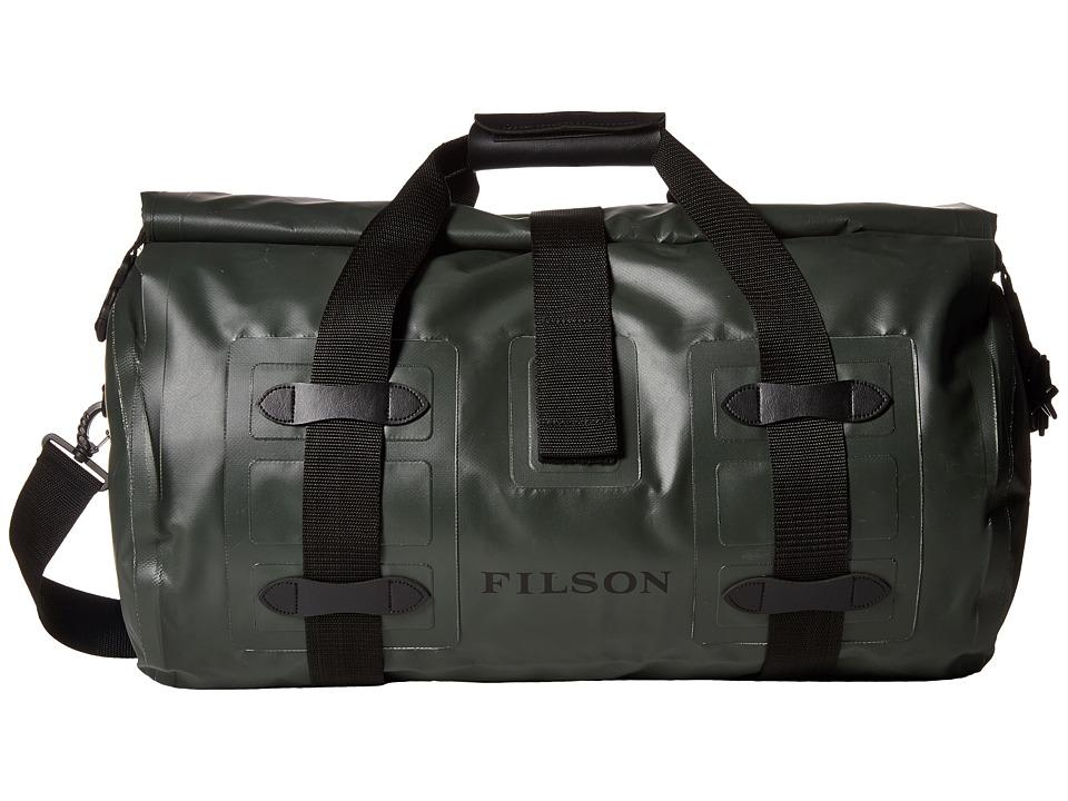 Filson - Dry Duffle Medium (Green) Duffel Bags