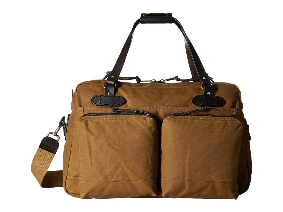 Filson 48 Hour Duffel Tan Duffel Bags