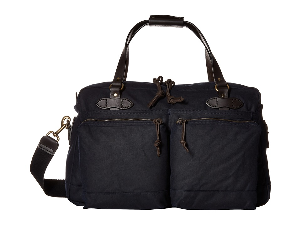 Filson 48 Hour Duffel Navy Duffel Bags