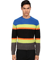 Marc by Marc Jacobs - Fuzzy Stripe Sweater