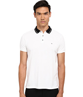 Marc by Marc Jacobs - Striped Collar Polo
