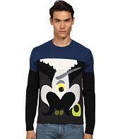 Marc by Marc Jacobs - Graphic Intarsia Sweater