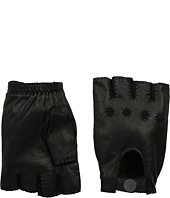 Marc by Marc Jacobs - Fingerless Leather Gloves