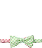 Vineyard Vines - 2 Panel Gingham Printed Bow Tie