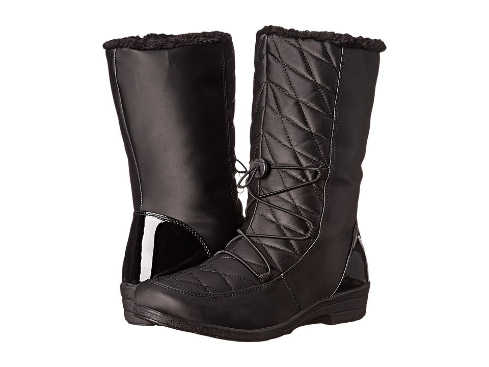 Tundra Boots - Leah (Black) Women