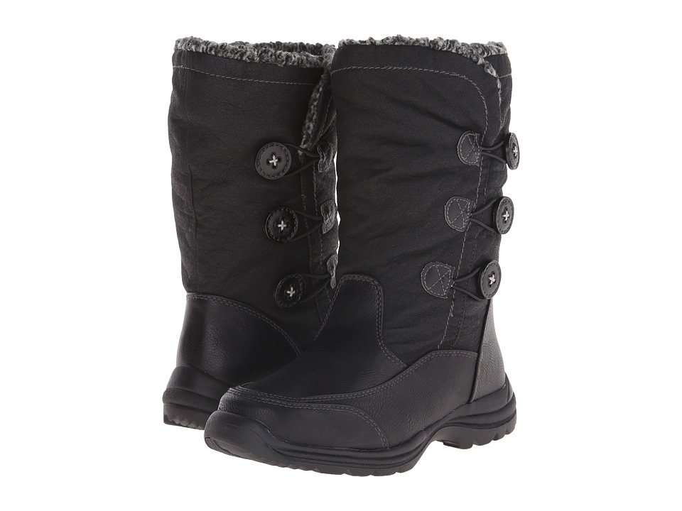 Tundra Boots Frieda (Black) Women