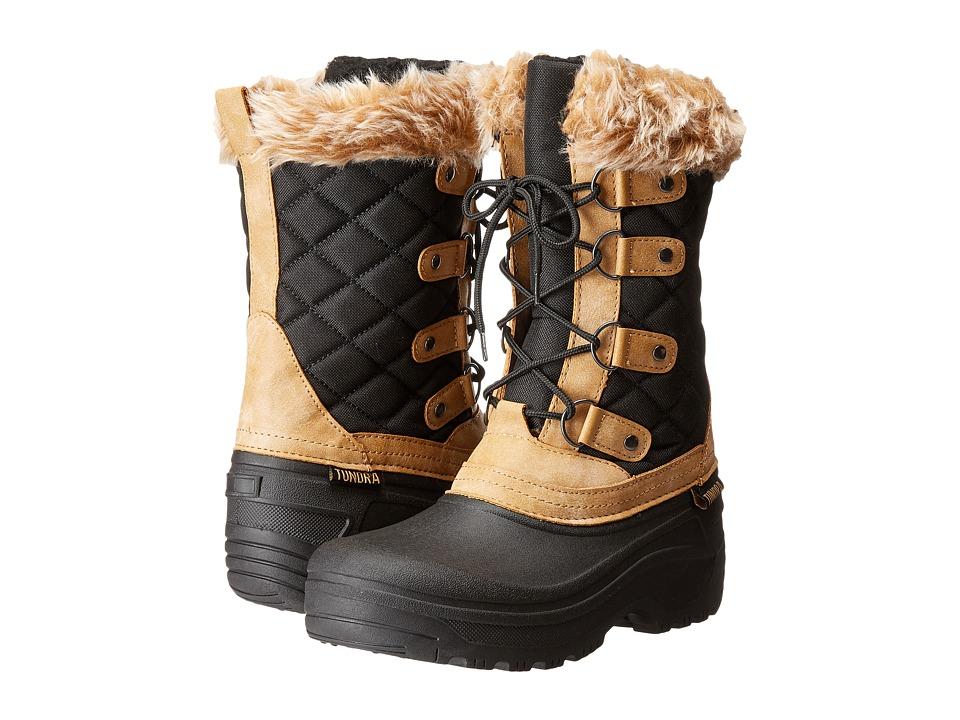 Tundra Boots - Augusta (Tan) Women