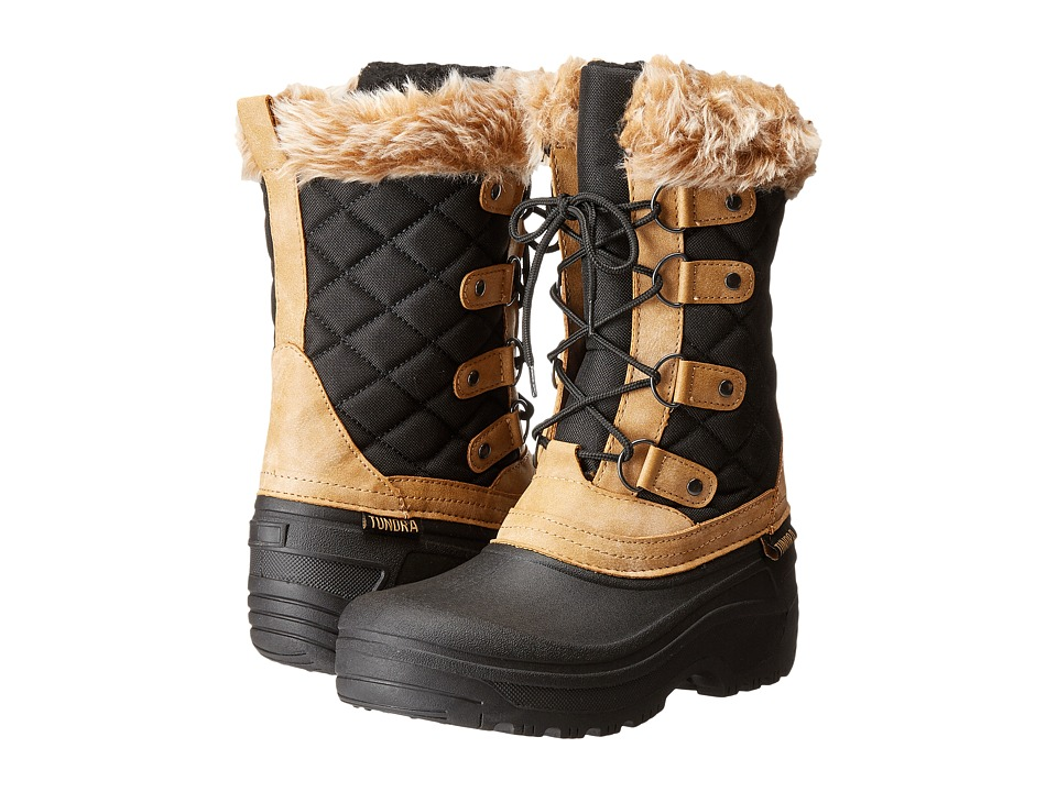 Tundra Boots - Augusta (Tan) Womens Work Boots
