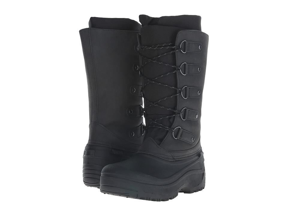 Tundra Boots Tatiana Black Womens Cold Weather Boots