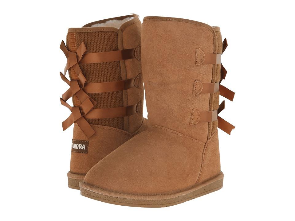 Tundra Boots - Gerri (Chestnut) Women
