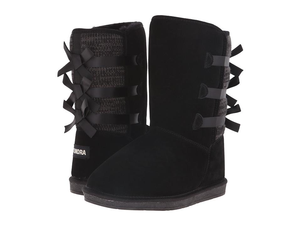 Tundra Boots Gerri Black Womens Work Boots
