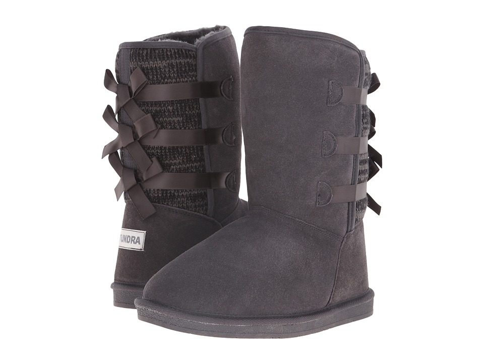 Tundra Boots Gerri (Grey) Women