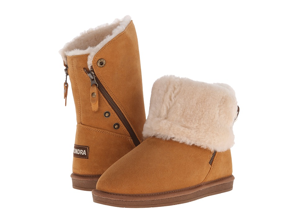Tundra Boots Alpine II Cognac Womens Work Boots