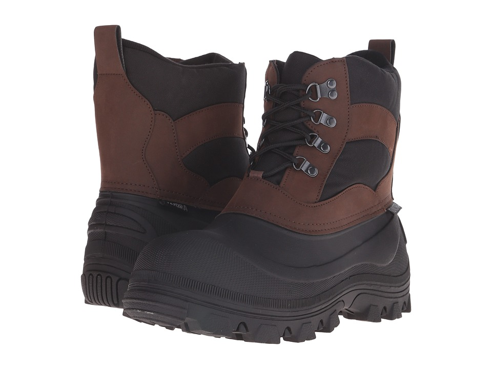 Tundra Boots Bristol Black/Brown Mens Work Boots