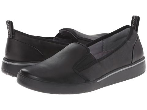 Clarks Shoes Women Black Strap