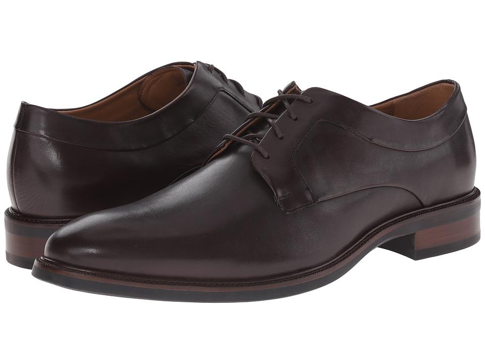 Cole Haan - Warren Plain Ox (Chestnut) Men's Plain Toe Shoes
