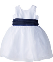 Us Angels - Sleeveless Organza Dress (Infant)