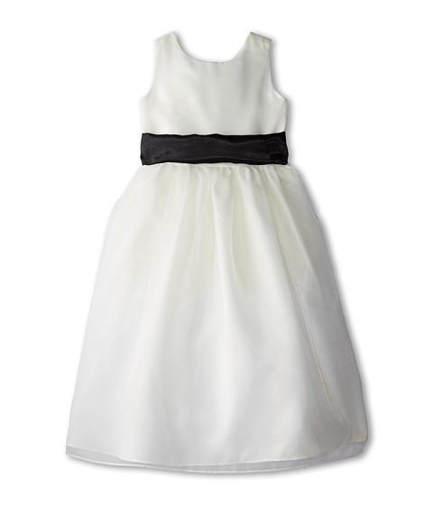 Us Angels Sleeveless Organza Dress (Big Kids)