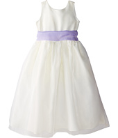 Us Angels - Sleeveless Organza Dress (Big Kids)