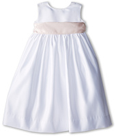 Us Angels - Sleeveless Satin Dress (Toddler)