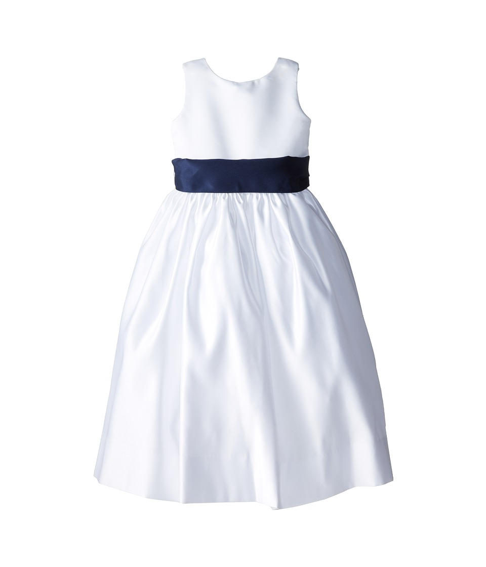 Us Angels - Sleeveless Satin Dress