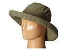 SCALA - Cotton Big Brim Sun Hat with Inner Drawstring
