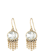 The Sak - Oval Fringe Drop Earrings