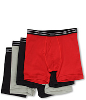 Jockey - Low-Rise Boxer Brief 4-Pack