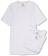 Jockey - Cotton Slim Fit V-Neck Neck T-Shirt 3-Pack