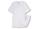 Cotton Slim Fit V-Neck Neck T-Shirt 3-Pack