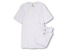 Cotton Slim Fit V-Neck Neck T-Shirt 3-Pack