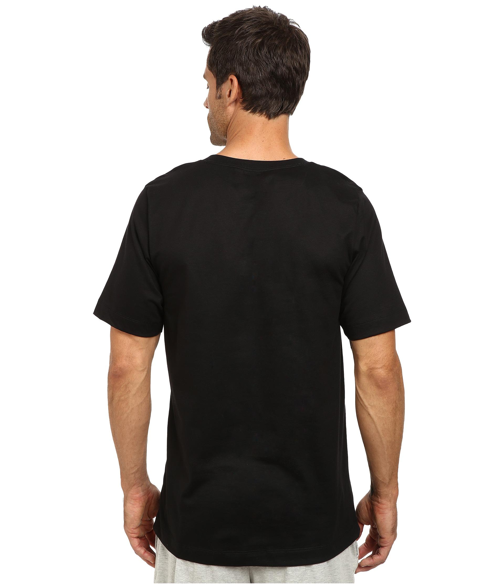 Jockey cotton staycool v neck t shirt 2 pack black for Jockey v neck shirt