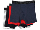 Jockey - Active Blend Boxer Brief 4-Pack