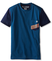 Billabong Kids - Showcase Short Sleeve Surf Tee (Little Kids/Big Kids)