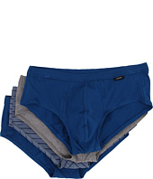 Jockey - Cotton Low Rise Stretch Brief 4-Pack
