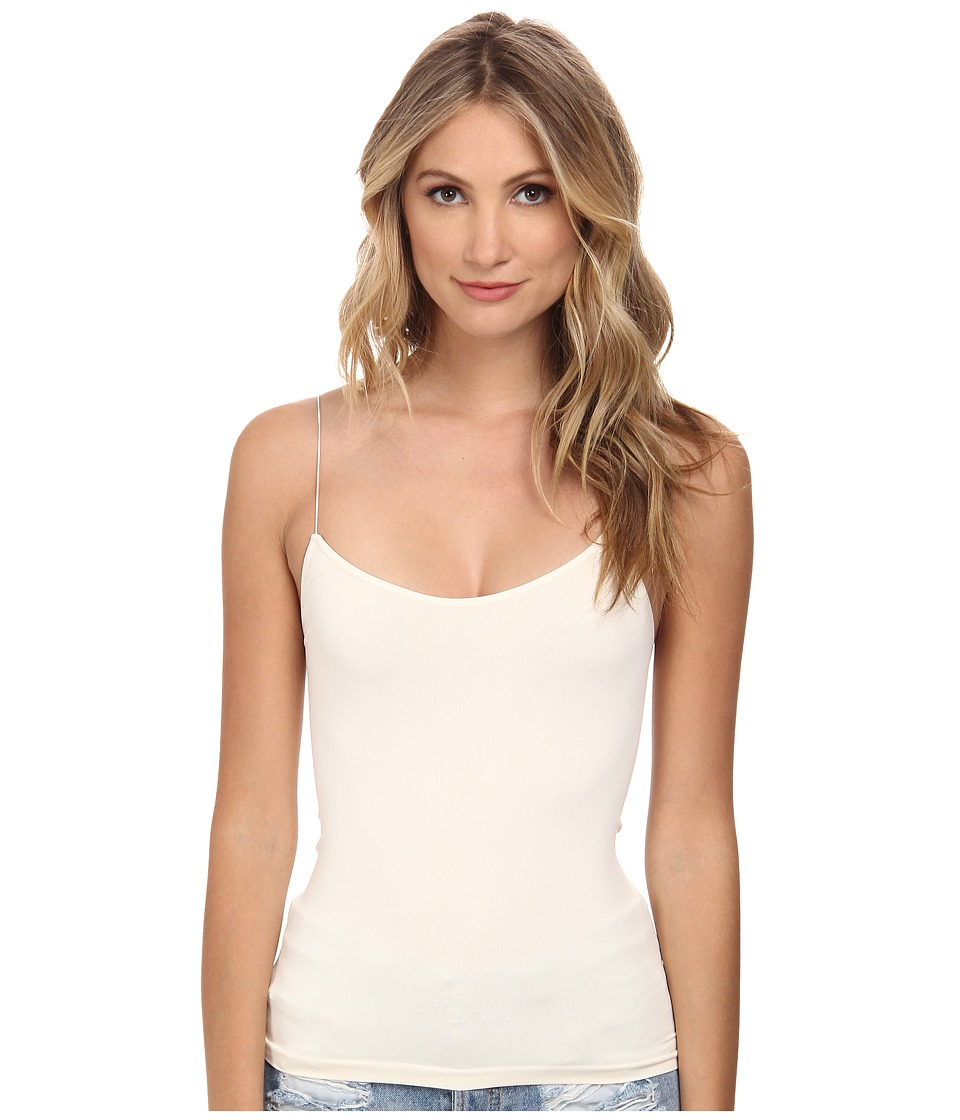 Free People Cross Strap Cami Ivory Womens Sleeveless