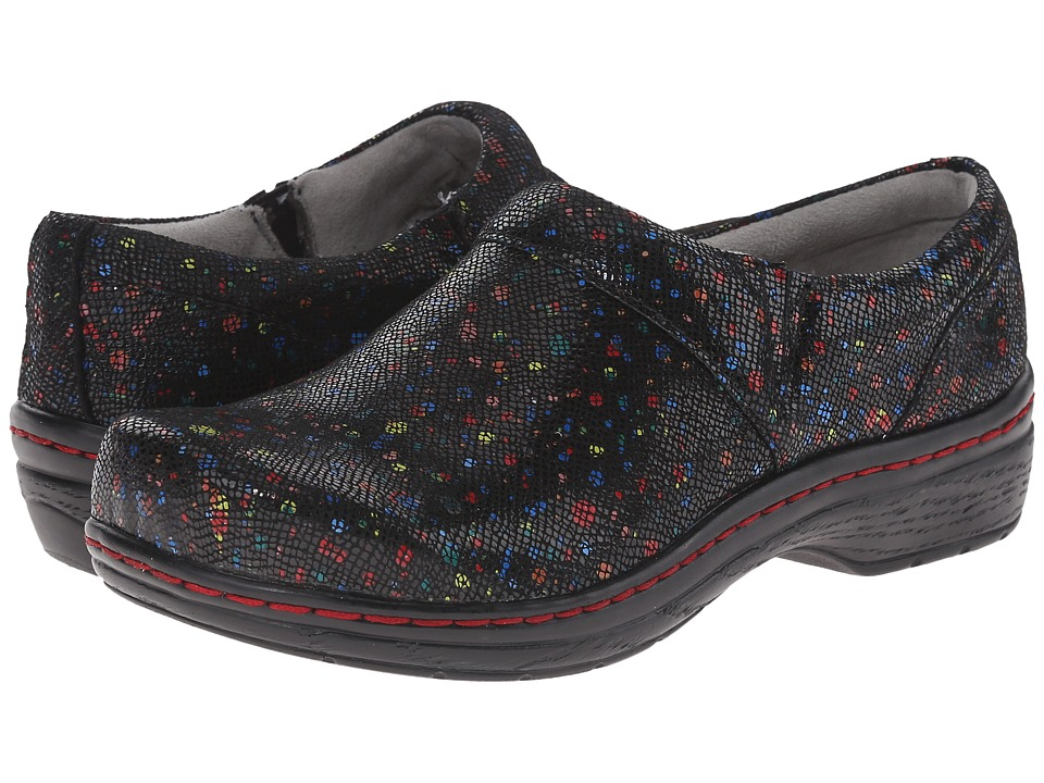 Klogs - Mission (Multi Dot) Women's Clog Shoes