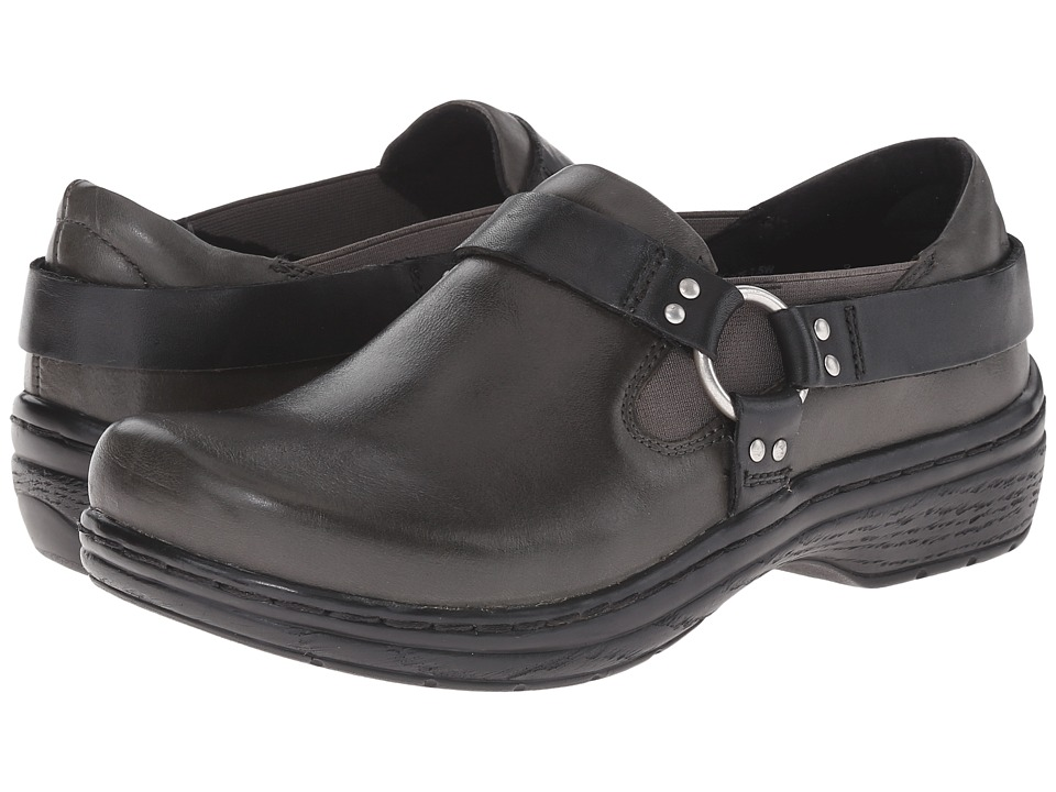 Klogs Footwear Harley Slate Womens Slip on Shoes
