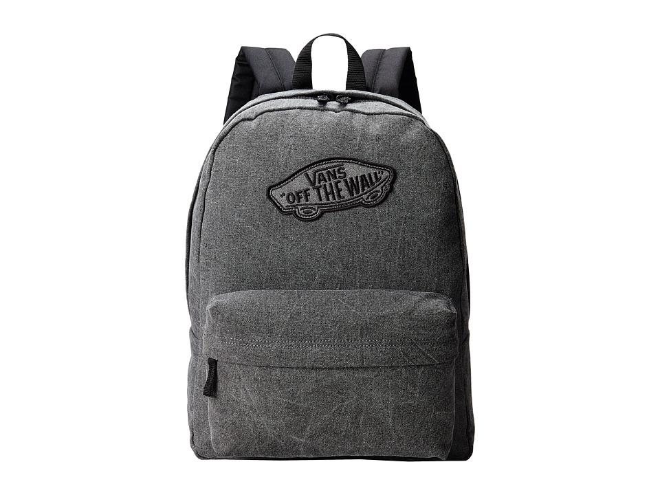 Vans - Realm Backpack (Black 2) Backpack Bags