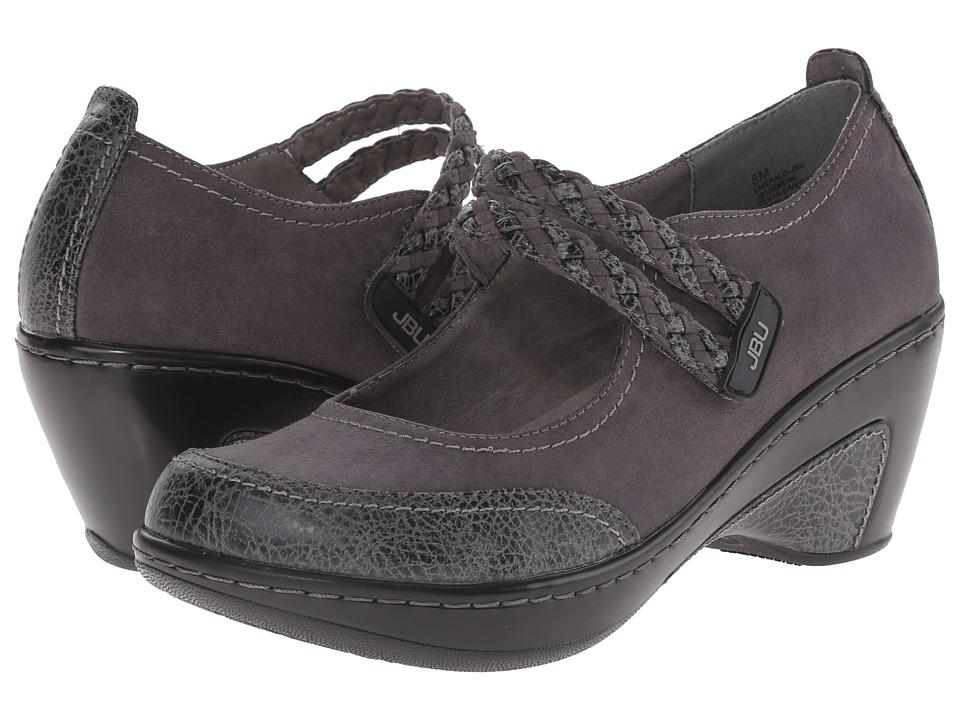 JBU Emerald Charcoal Womens Shoes
