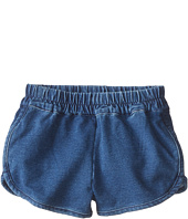 Splendid Littles - Knit Denim Shorts in Med Stone (Toddler)