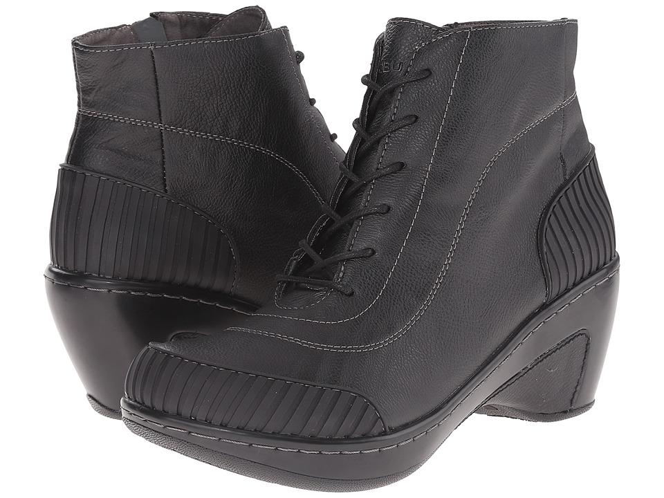 JBU Atlanta Black Womens Boots