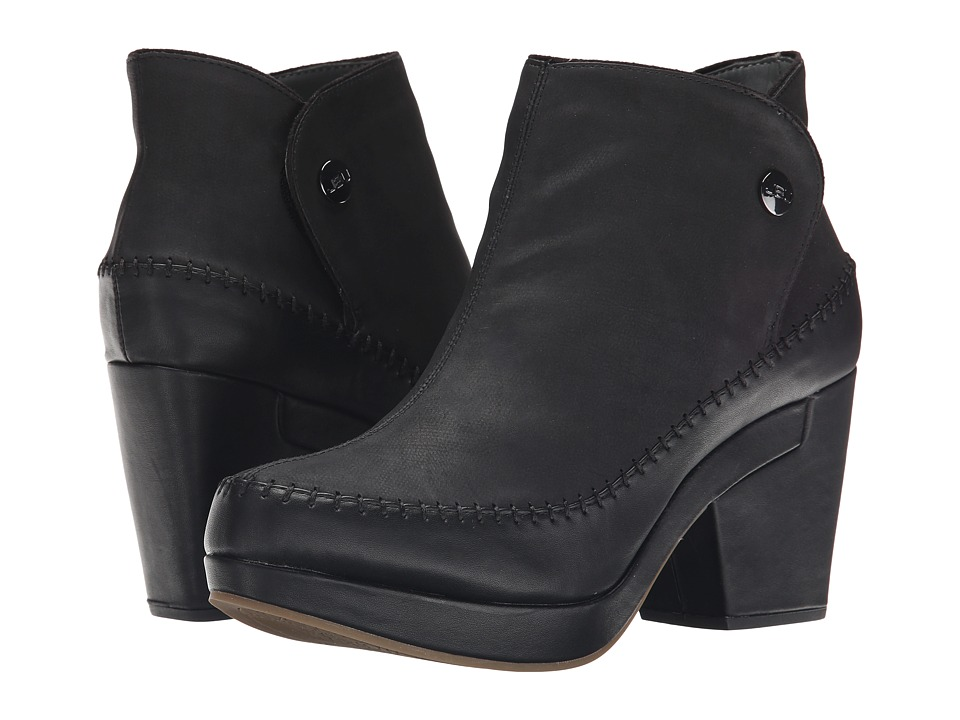 JBU Jazz Black Womens Boots