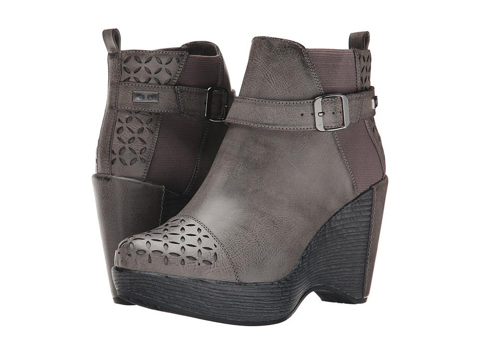 JBU Amberia Charcoal Womens Boots