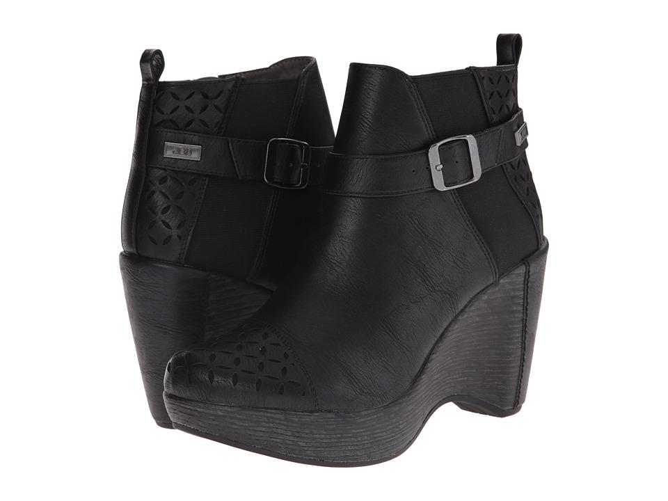 JBU Amberia Black Womens Boots