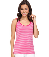 Jones New York - Stripe Scoop Neck Tank Top