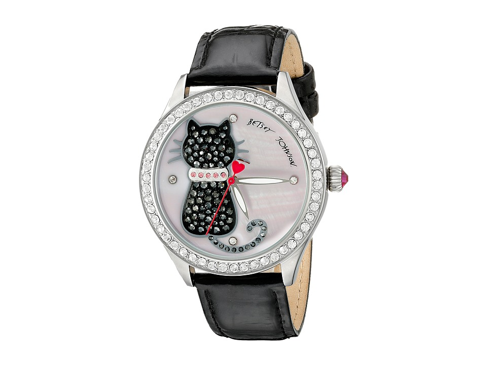 Betsey Johnson BJ00517-06 (Silver) Watches