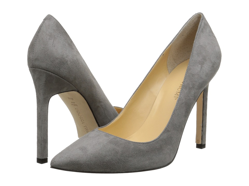 Ivanka Trump - Carra (Smoke Suede) High Heels