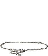 MICHAEL Michael Kors - Hamilton Lock Chain Link Belt