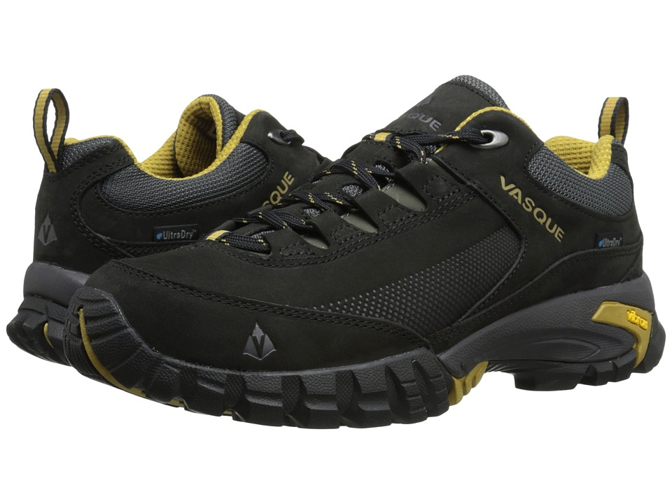 Vasque Talus Trek Low UltraDry (Black/Dried Tobacco) Men